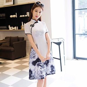 Dresses & Skirts - Chinese fit and flare ink dress